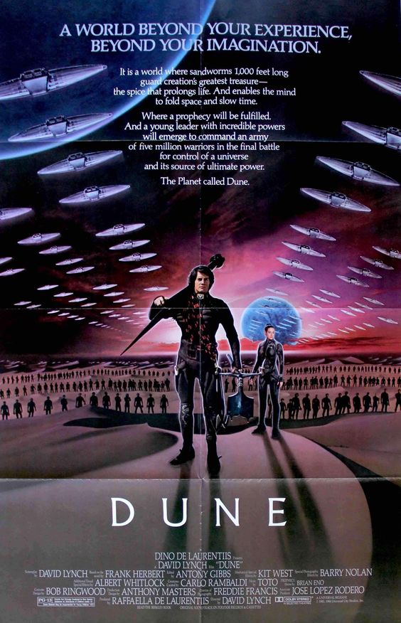 David Lynch's »Dune« (1984), Teil 2