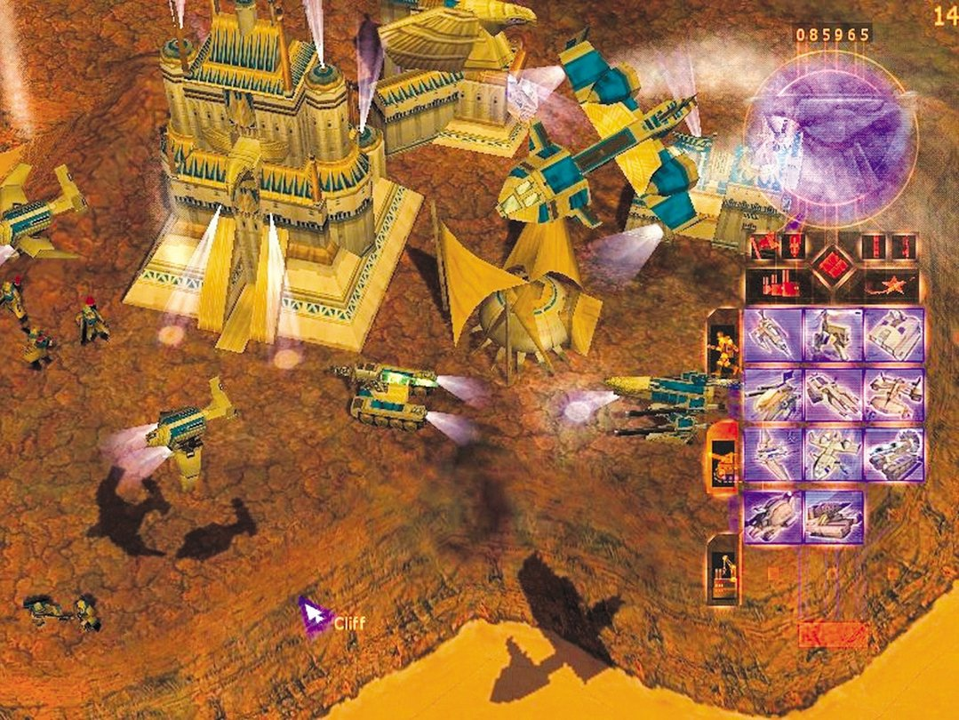 Dune-PC-Spiele: Dune & Dune II (1992)