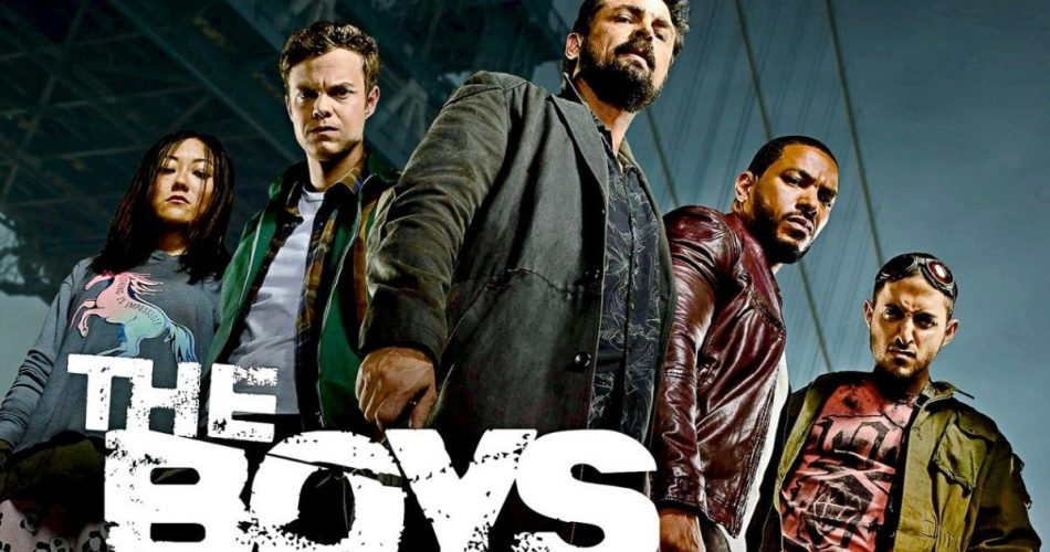 The Boys (Staffel 1&2)