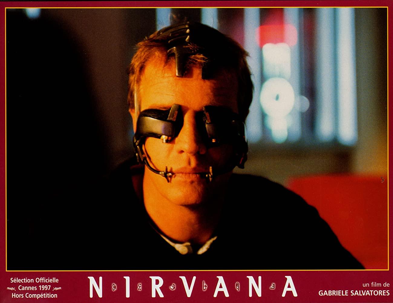 Nirvana – Die Zukunft ist ein Spiel (1997)