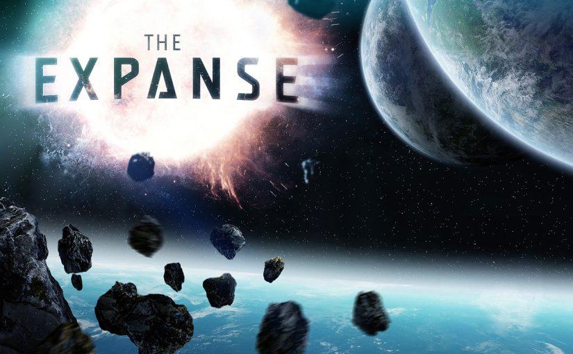 »The Expanse« und »Der Algorithmus der Menschlichkeit«
