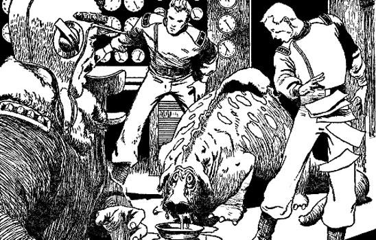 Phillp K. Dick – Kurzgeschichten Teil 1